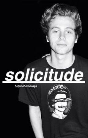 Solicitude {Luke Hemmings} by helpmehemmings