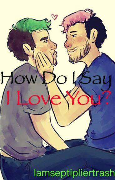 How do I say I love you? - Septiplier [ALSO DISCONTINUED]