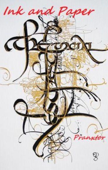Ink & Paper by Pranxtor