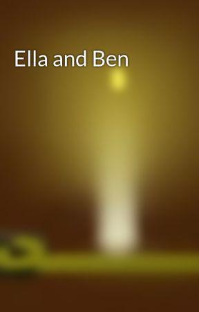 Ella and Ben by Dammyl1971