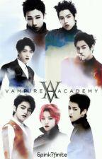 Vampire Academy (PinkFinite) by 6pink7finite