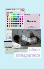 Chico Transparente [Yaoi] by Ikkun-kun