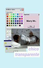 Chico Transparente [Yaoi] by txrnme_on