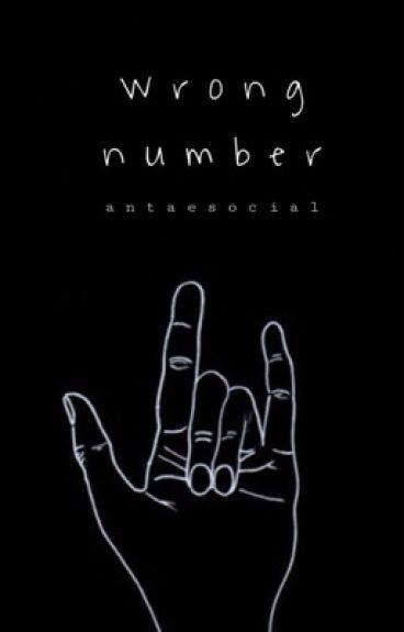 Wrong Number ➹ k.th + p.jm
