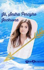 Já, Sestra Percyho Jacksona by TinyReindeer
