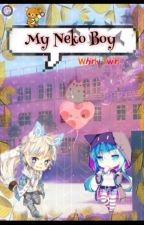 My Neko Boy (Neko Boy X Reader) by Whirly_Twirl