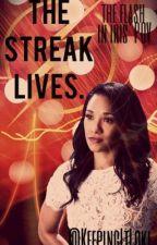The Streak Lives - The Flash [Iris' POV] by imag0nerr