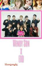 Wendy Son × EXO by dheasvlxo