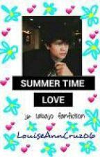 Summer Time Love (JK Labajo OneShot) by yeoloveshyun