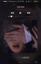 Call Me! | Yoonmin | Romance y Lemon by kissmestevent