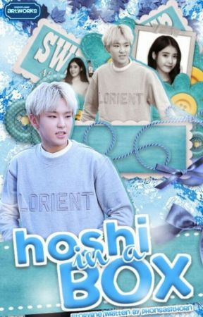 Hoshi in a box //K.S. by phonsasithorn