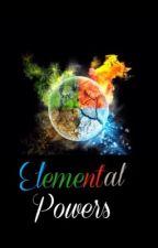 Elemental powers-M.C by michaels-kitten