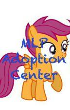 MLP Adoption Center by Ponytones