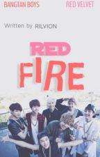 RED FIRE ( BTS & RED VELVET) by rilvion