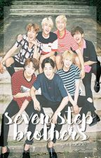 Seven Step Brothers // BTS Fan Fic by -jenkookie