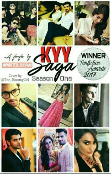 Kyy Saga (season 1) [#wattys2016]