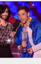 Eurovision romance by Elisa9696