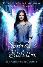 The Guardian, a Sword, & Stilettos by KristinVanrisseghem