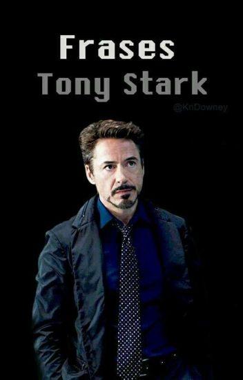 Frases • Tony Stark