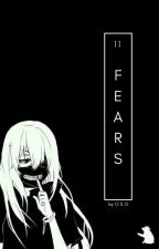 Fear [OHSHC] {Book Two of Phobias} by saminss