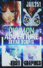 Digimon adventure (Under Editing)  by jail251