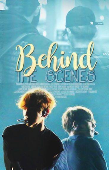 Behind the Scenes   Baekyeol