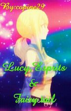 Lucy ,esprits & Fairy tail by copine29