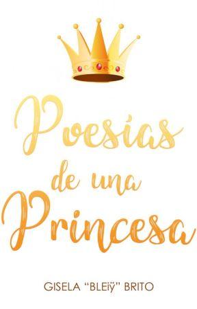 Poesias de una Princesa by WriterBleiy