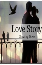 Love Story: Glowing Dove by poohira