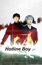 Hotline Boy (Yoonmin) by nxem_e