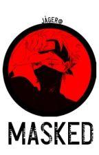 Masked [Kakashi Hatake] by montour