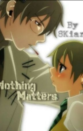 Nothing Matters (Stein X Maka Fanfiction) by 8Kian8