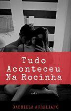 Tudo Aconteceu Na Rocinha! by gaah_aureliano