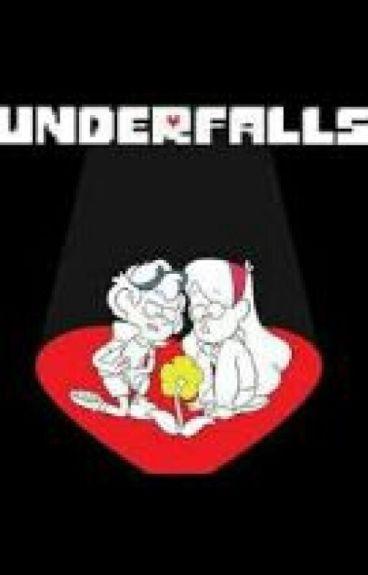 Underfalls: A Gravity Falls/ Undertale Crossover