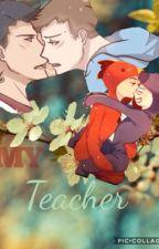 My teacher ||H2OVanoss by Camoran1229