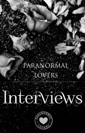 Paranormal Romance Interviews by ParanormalLovers