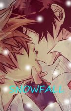 SNOWFALL~ Red x Green by Squeaky-CleanHeichou