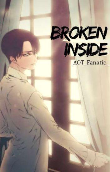Broken Inside (Cheater!Levi x Reader) {One-shot}