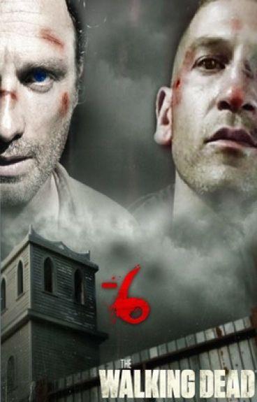 The Walking Dead: Season -6 #shanewalsh vs #rickgrimes by TWDNegative