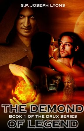 The Demond of Legend by THE_DRUX_SERIES