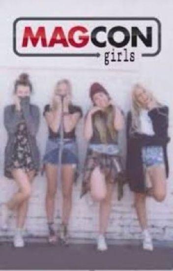 Magcon Girls ↬ J.J