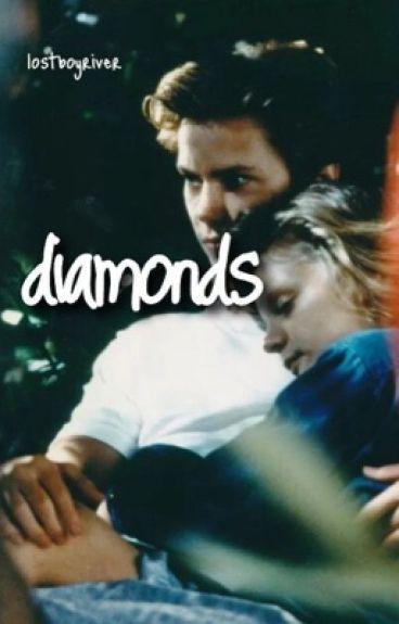 diamonds | river phoenix
