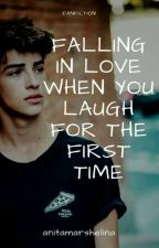 Falling In Love When You Laugh For The First Time by anitamarshelina