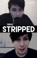 Stripped [phan] by kittylester