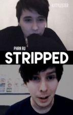 Stripped [phan] by kittylester