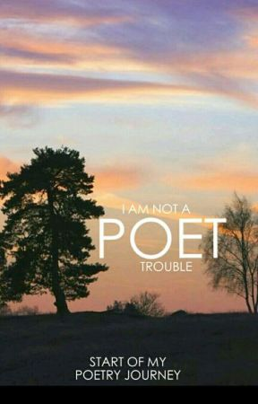 I Am Not A Poet by trouble315