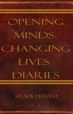 Opening Minds Changing Lives Diaries by OMCLCampaign