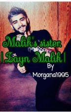 Malik's sister. |Zayn Malik| by Morgana1995