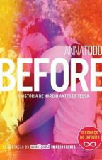 Before - Anna Todd by crazyloved