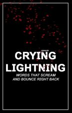 crying lightning ; jshlr by ieroine